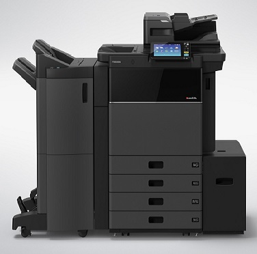 Choose from our award-winning MFP range specially designed to help you work more efficiently and securely.